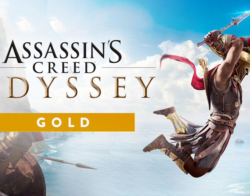 Assassin's Creed Odyssey - Gold Edition (Xbox One), Got Nothing To Play, gotnothingtoplay.com