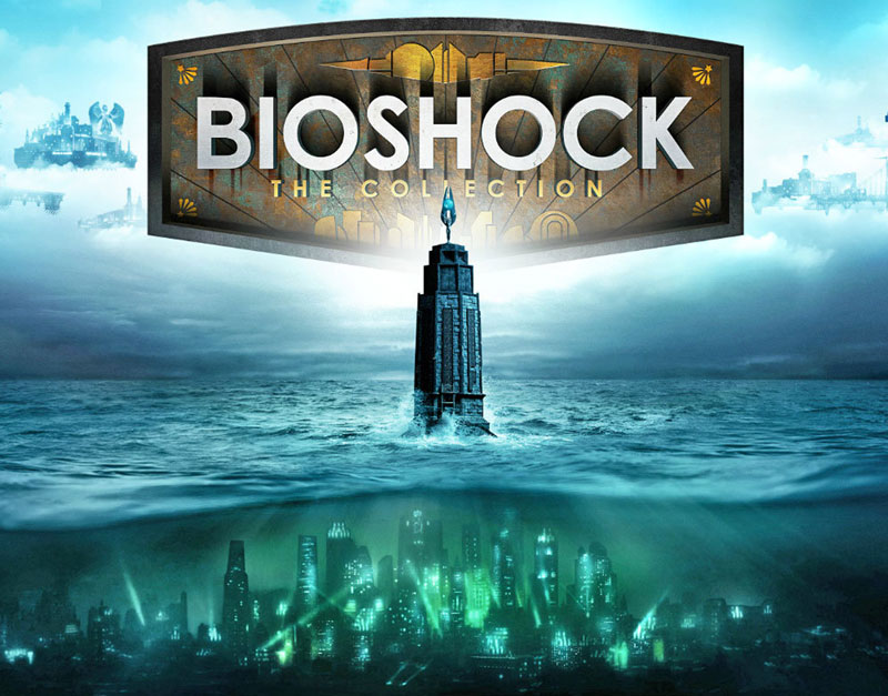 BioShock: The Collection (Xbox One), Got Nothing To Play, gotnothingtoplay.com