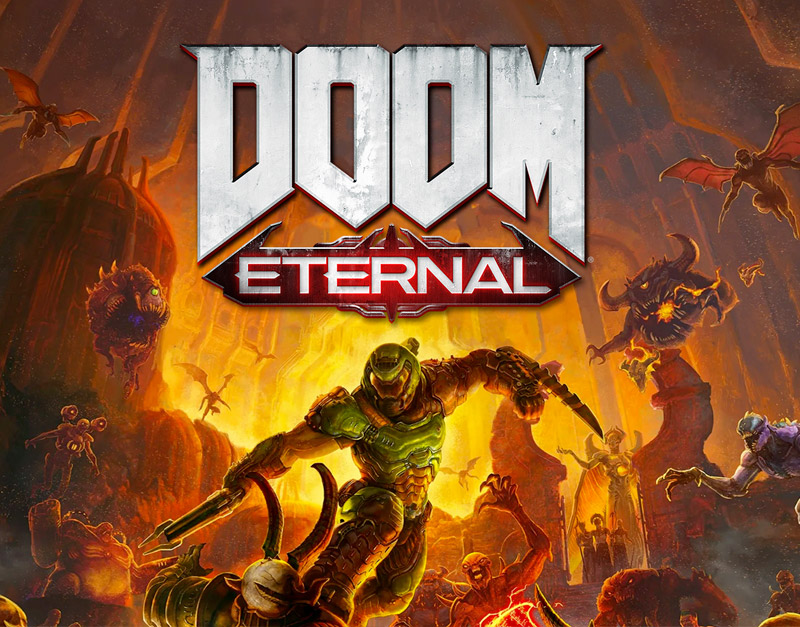DOOM Eternal Standard Edition (Xbox One), Got Nothing To Play, gotnothingtoplay.com