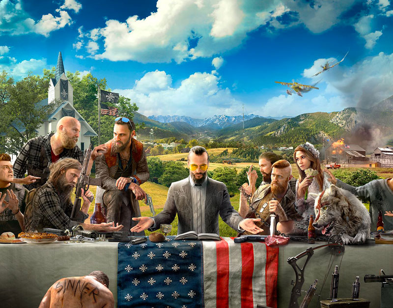 Far Cry 5 - Gold Edition (Xbox One), Got Nothing To Play, gotnothingtoplay.com