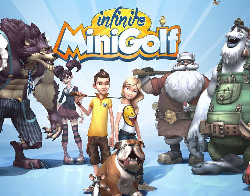 Infinite Minigolf (Xbox One), Got Nothing To Play, gotnothingtoplay.com