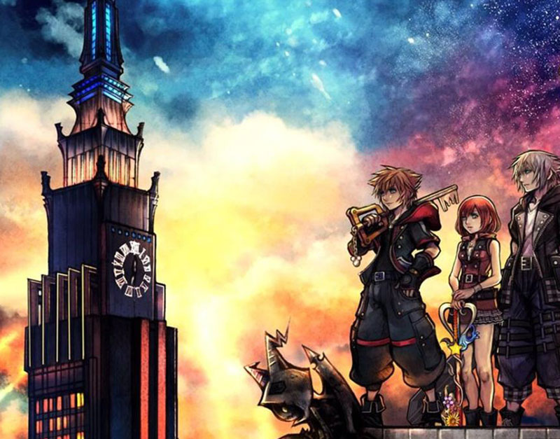 Kingdom Hearts 3 (Xbox One), Got Nothing To Play, gotnothingtoplay.com