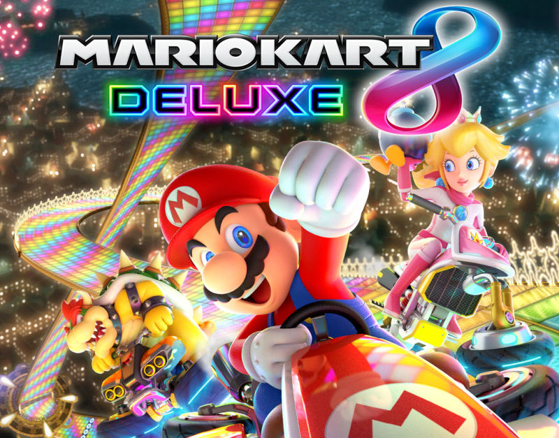 Mario Kart 8 Deluxe (Nintendo), Got Nothing To Play, gotnothingtoplay.com