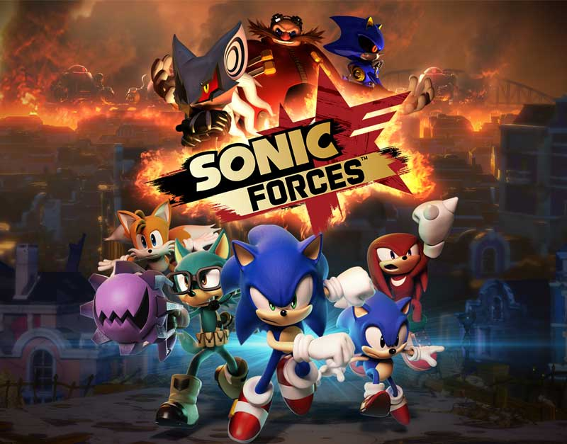 SONIC FORCES™ Digital Standard Edition (Xbox Game EU), Got Nothing To Play, gotnothingtoplay.com