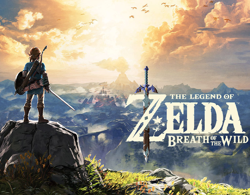 The Legend of Zelda: Breath of the Wild (Nintendo), Got Nothing To Play, gotnothingtoplay.com