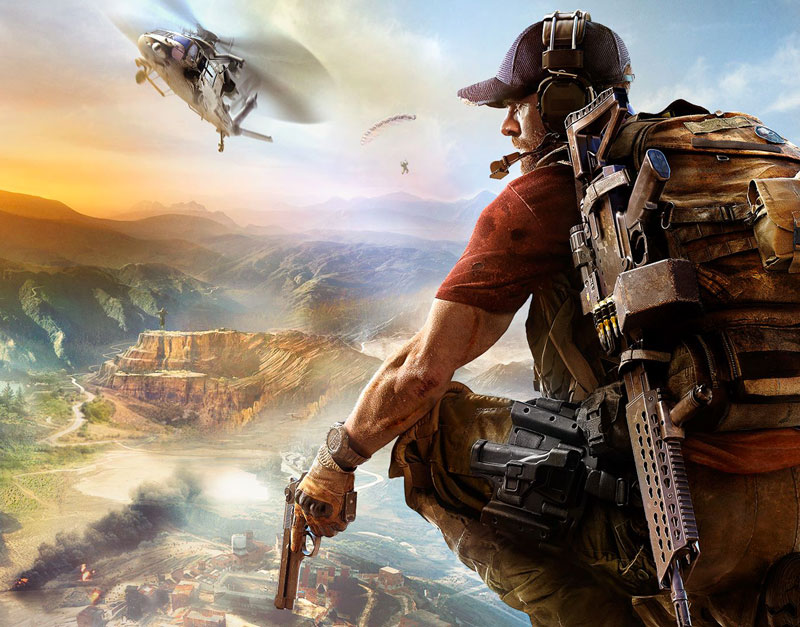 Tom Clancy's Ghost Recon Wildlands - Deluxe Edition (Xbox One), Got Nothing To Play, gotnothingtoplay.com